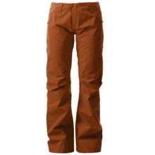 Burton [ak] 2L Stratus Gore-Tex® Snowboard Pants (For Women) in True Penny - Closeouts